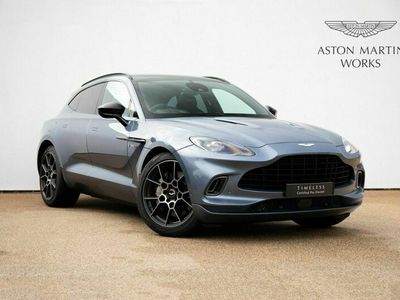 used Aston Martin DBX SUV 4.0 5dr
