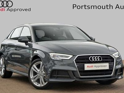 used Audi A3 30 TDI 116 S Line 5dr S Tronic