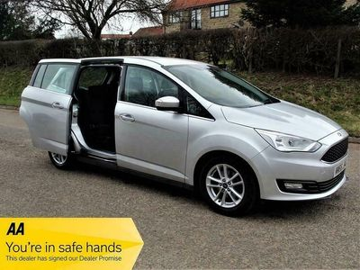used Ford Grand C-Max ZETEC 1.5 TDCI 7 Seater 5dr