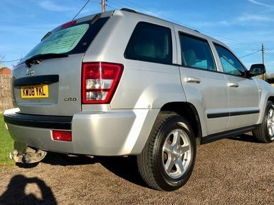 used Jeep Grand Cherokee Station Wagon 3.0 CRD 5d Auto