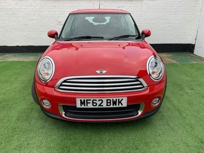 used Mini ONE One 2012 HATCH ONE 1.63dr Pepper Hatchback 2012