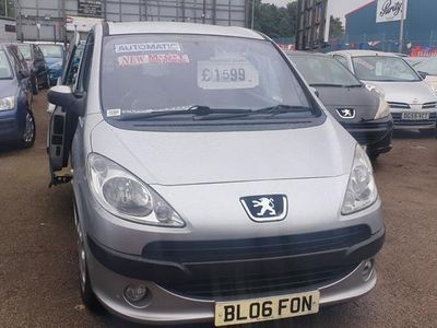 used Peugeot 1007 1.4 Dolce 3dr 2-Tronic