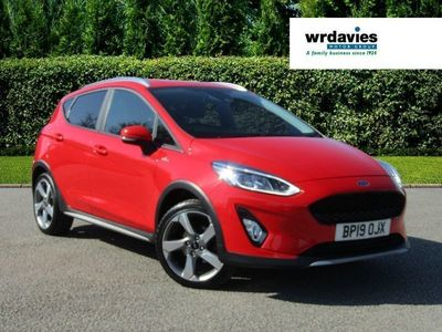 used Ford Fiesta 1.0 100ps Active 5dr