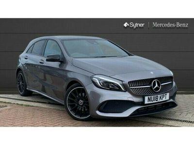 used Mercedes A160 AMG LINE PREMIUM PLUS