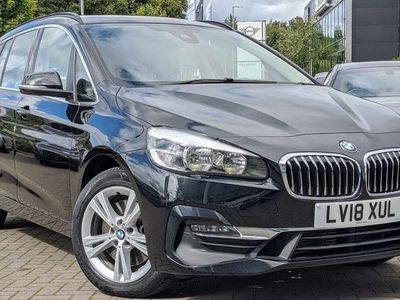 used BMW 220 Gran Tourer d xDrive Luxury