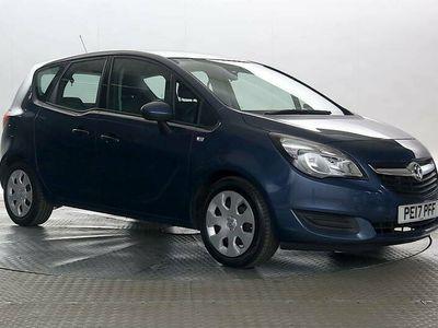 used Vauxhall Meriva 1.4 T Club Auto