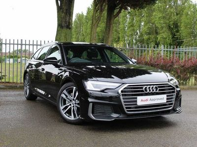 used Audi A6 Diesel 40 TDI S Line 5dr S Tronic