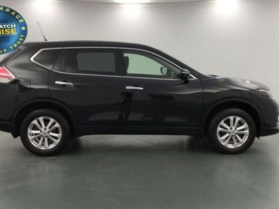 used Nissan X-Trail 1.6 DCI ACENTA 5d 130 BHP PAN ROOF, ALLOY WHEELS diesel station wagon