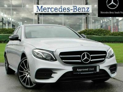 used Mercedes E400 E-Class4MATIC AMG Line Night Edition Saloon 2.9 4dr