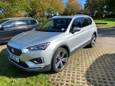used Seat Tarraco 2.0 TDI XCELLENCE First Edition (s/s) 5dr