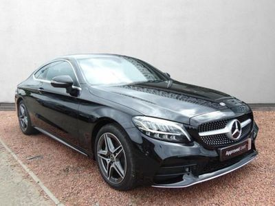 used Mercedes C200 C-ClassAmg Line 2Dr 9G-Tronic