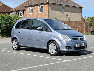 used Vauxhall Meriva 1.3 CDTi Active 5dr