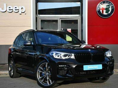 used BMW X3 3.0 M40i Auto xDrive (s/s) 5dr