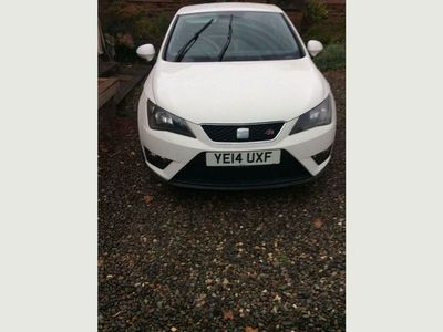 used Seat Ibiza 1.4 TSI ACT FR SportCoupe 3dr