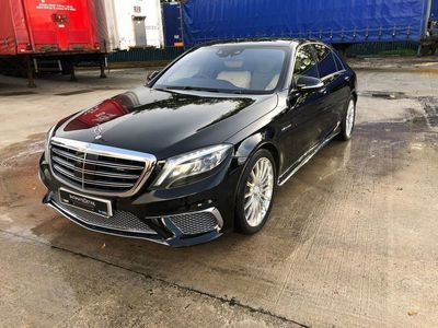 used Mercedes S65 AMG S Class 6.0AMG L MCT (s/s) 4dr