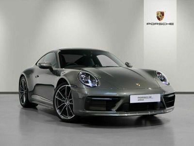 used Porsche 911 Carrera 4 (992)