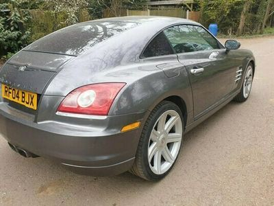 used Chrysler Crossfire 3.2 V6 2dr Auto CALL 3 654 582 BETWEEN 8.30 AM - 5.30 PM.