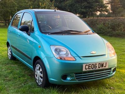 used Chevrolet Matiz 0.8 SE 5dr AUTOMATIC - LOW 58k MILES -