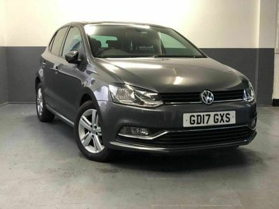 used VW Polo 1.2 TSI Match Edition (s/s) 5dr
