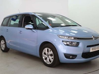 used Citroën Grand C4 Picasso 1.6 BlueHDi VTR+ EAT6 (s/s) 5dr Auto