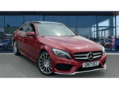used Mercedes C250 C-ClassAMG Line Premium Plus 4dr Auto