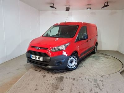 used Ford Transit Connect 210 Tdci 95 L2h1 Econetic Lwb Low Roof