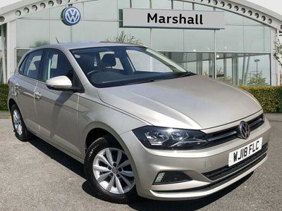 used VW Polo 1.0 SE 5dr