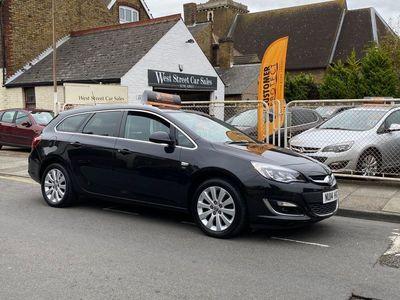 used Vauxhall Astra 2.0 CDTi 16v Elite Sport Tourer 5dr