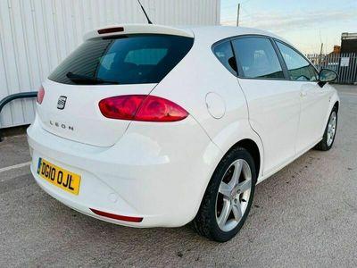 used Seat Leon 2.0 SPORT TDI 5d 138 BHP, 2010 ( )