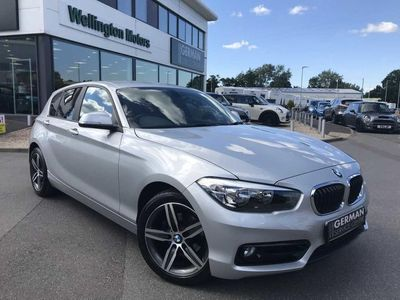used BMW 118 1 Series 1.5 i Sport 5-Dr Hatchback Hatchback
