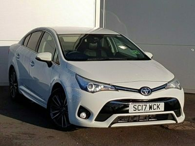 used Toyota Avensis 1.8 Design 4dr