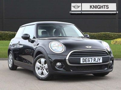 used Mini ONE 3-Door Hatch