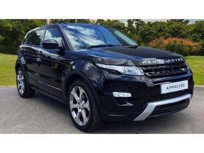 used Land Rover Range Rover evoque 2.2 SD4 Dynamic 5dr Auto [9] Diesel Hatchback