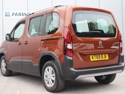 used Peugeot Rifter 1.5 BHDi Allure 130 *LOW MILEAGE AUTOMATIC!*