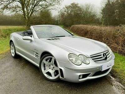 used Mercedes SL65 AMG SL Class 6.0AMG 2dr