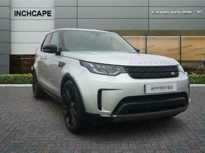 used Land Rover Discovery Diesel Sw 3.0 SDV6 HSE Luxury 5dr Auto