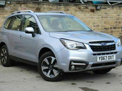 used Subaru Forester 2.0D XC Premium 5dr