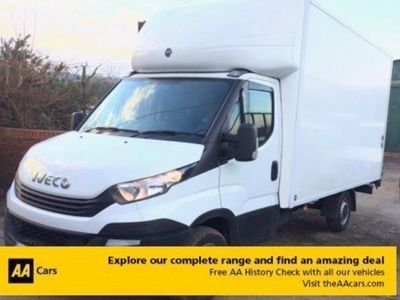 used Iveco Daily 35S14 Luton tail lift