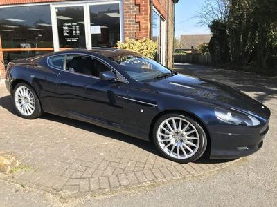 used Aston Martin DB9 V12 COUPE