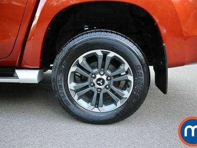 used Mitsubishi L200 Double Cab DI-D 150 Warrior 4WD