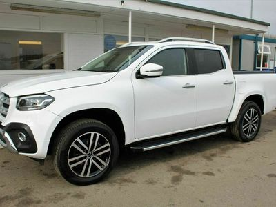 used Mercedes X250 X ClassD 4Matic Power 2.3