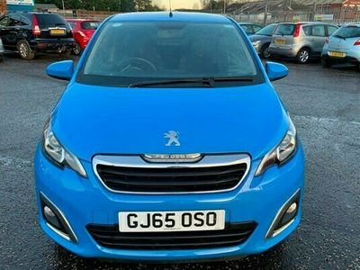 used Peugeot 108 1.2 PureTech Allure 5-Door