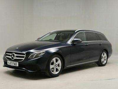 used Mercedes E220 E ClassSE Premium 5dr 9G-Tronic For Sale Reg:KJ17 FAO