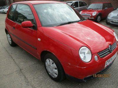 used VW Lupo Hatchback 1.0 E 3d