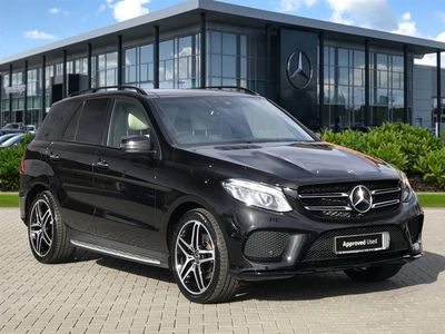 used Mercedes GLE350 GLE4Matic Designo Line 5Dr 9G-Tronic Auto
