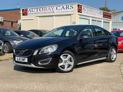 used Volvo S60 2.4 D5 ES Geartronic 4dr