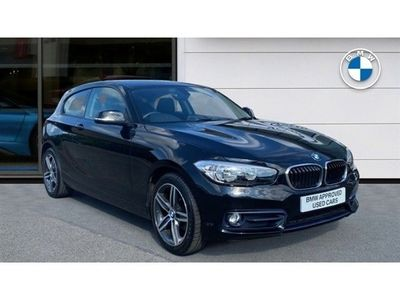 used BMW 116 1 Series d Sport 3dr