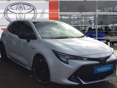 used Toyota Corolla Hatchback 2.0 VVT-i Hybrid GR Sport 5dr CVT