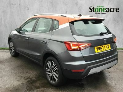 used Seat Arona 1.0 TSI 115 Xcellence 1st Edition 5dr
