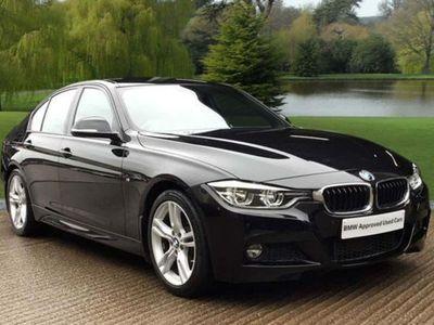 used BMW 330 3 SERIES d M Sport Saloon Auto diesel saloon